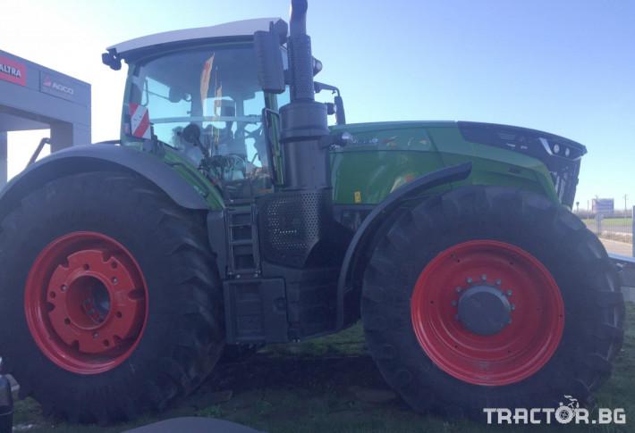 Трактори Fendt 1042 Vario Pоwer Plus 2 - Трактор БГ