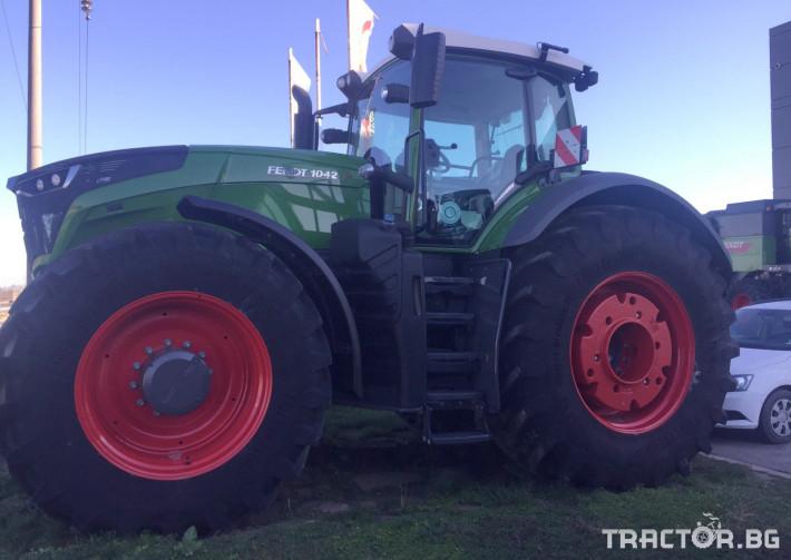 Трактори Fendt 1042 Vario Pоwer Plus 1 - Трактор БГ