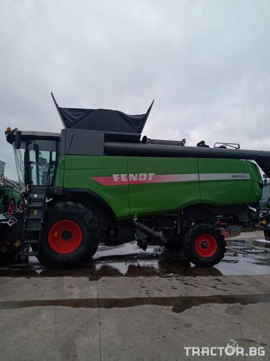 Комбайни Fendt 8410P 0 - Трактор БГ
