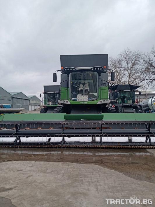 Комбайни Fendt 8410P 5 - Трактор БГ
