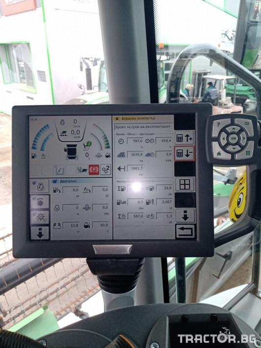 Комбайни Fendt 8410P 6 - Трактор БГ