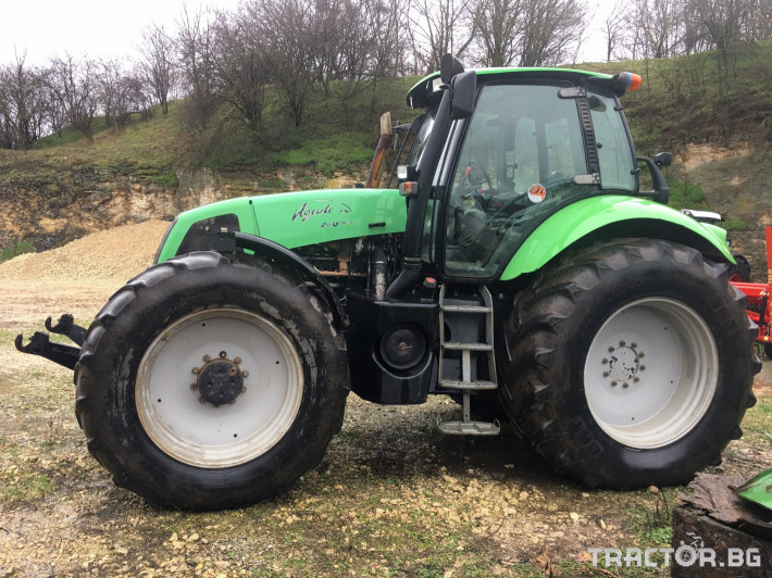 Трактори Deutz-Fahr Agrotron 260 MK3 0 - Трактор БГ