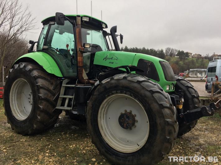 Трактори Deutz-Fahr Agrotron 260 MK3 1 - Трактор БГ
