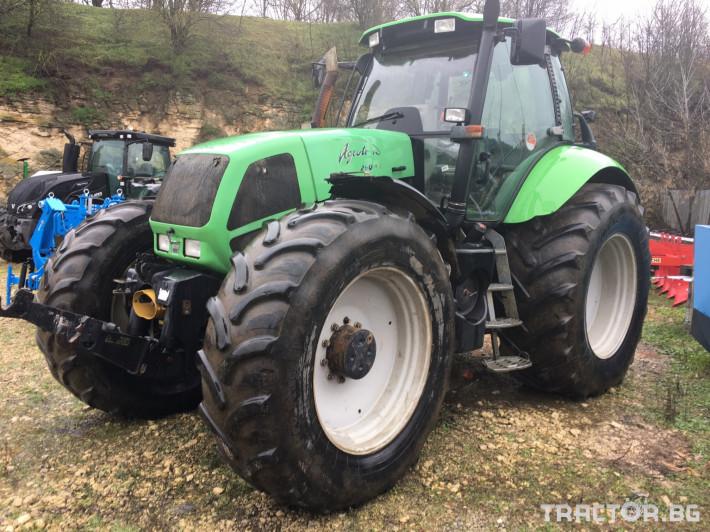 Трактори Deutz-Fahr Agrotron 260 MK3 5 - Трактор БГ
